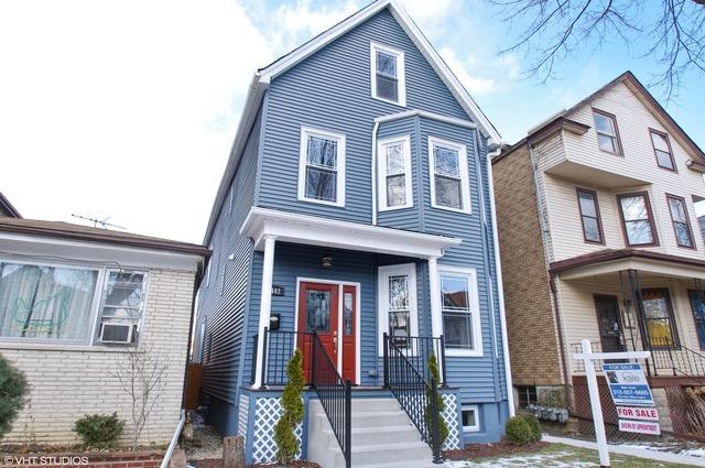 2442 W Cullom Ave, Chicago IL 60618