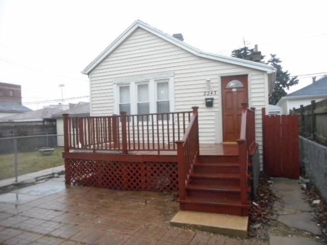 2243 N Parkside Ave, Chicago, IL