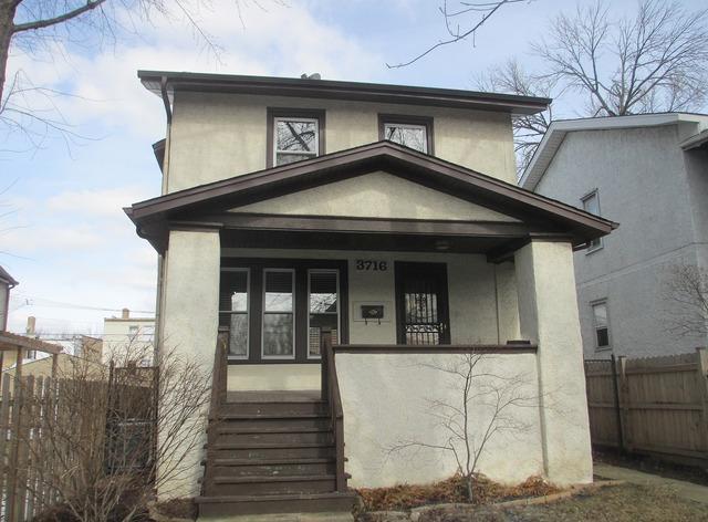 3716 W Sunnyside Ave, Chicago, IL