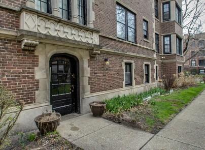 5464 S Cornell Ave #APT 3F, Chicago, IL