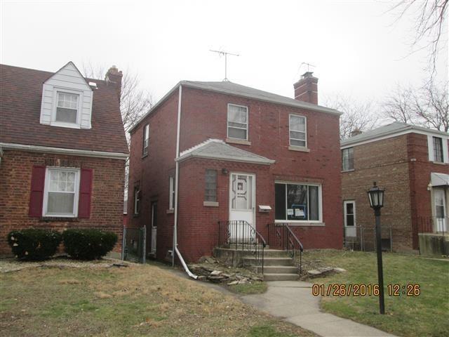 14303 S Eggleston Ave, Riverdale, IL