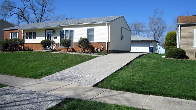 842 Princeton Ave, Matteson, IL