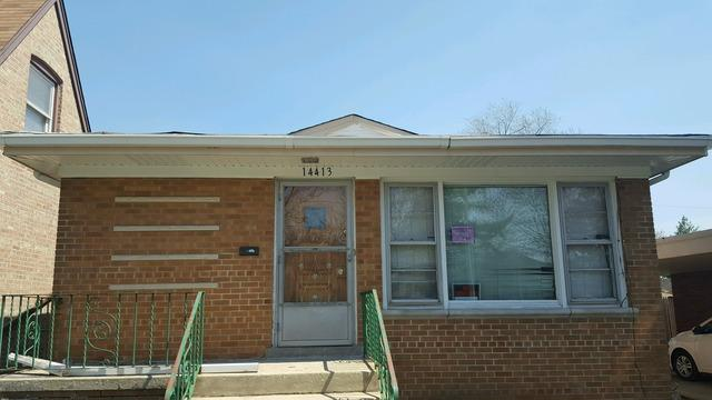 14413 S Wallace Ave, Riverdale, IL