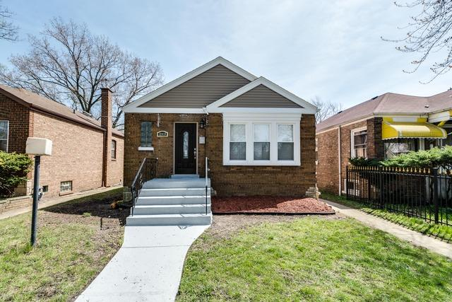 12419 S Perry Ave, Chicago IL 60628