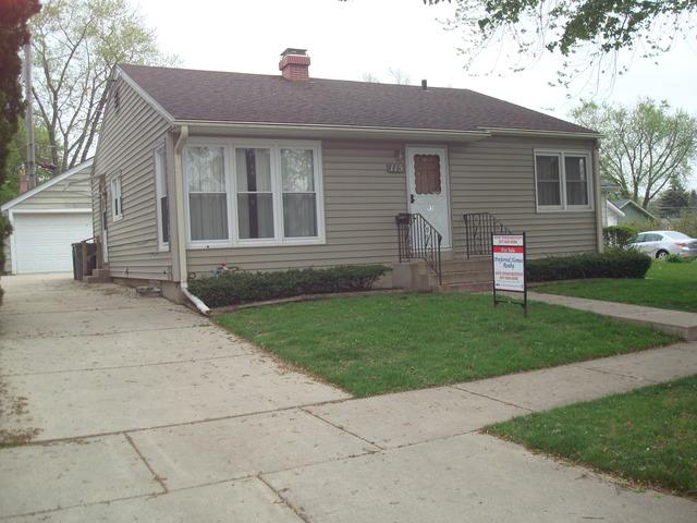 115 S Du Bois Ave, Elgin, IL