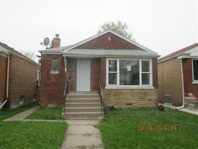 14306 S Emerald Ave, Riverdale IL 60827