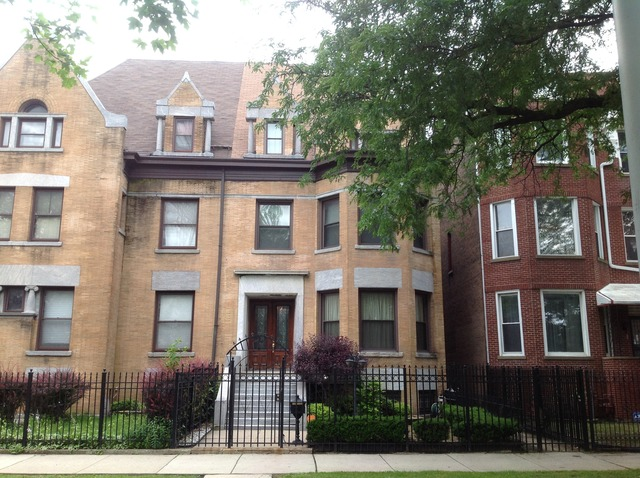 4740 S Martin Luther King Dr, Chicago, IL