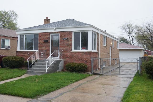 12811 S Racine Ave, Riverdale IL 60827