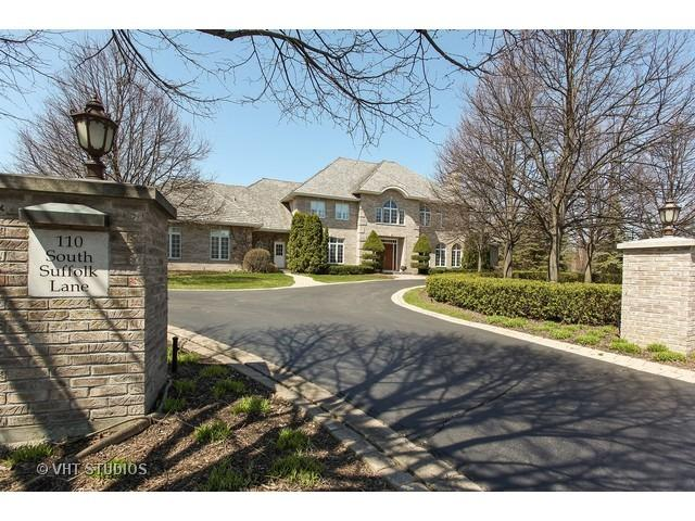 110 S Suffolk Ln, Lake Forest, IL