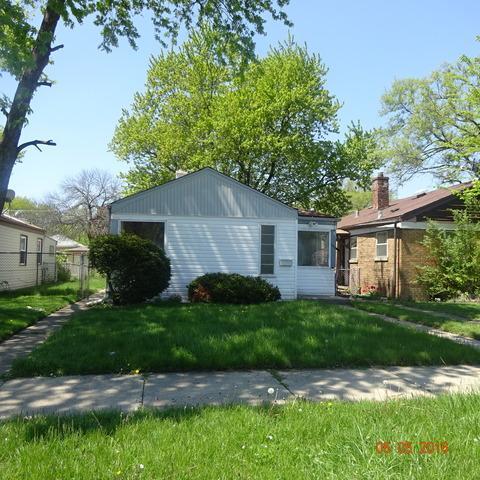 12602 S Elizabeth St, Riverdale IL 60827