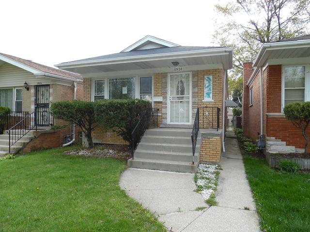 12434 S Wallace St, Chicago IL 60628