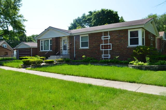 12203 Greenwood Ave, Blue Island, IL