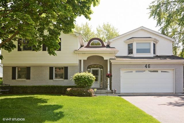 46 Timber Hill Rd, Buffalo Grove, IL