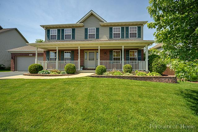 1825 Country Hills Dr, Yorkville, IL