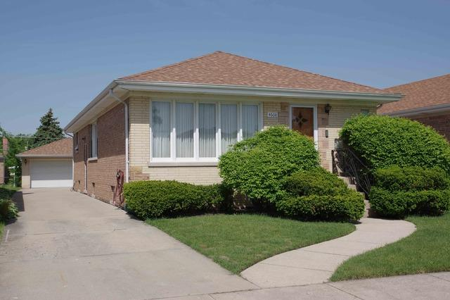 4608 N Ozark Ave, Harwood Heights, IL