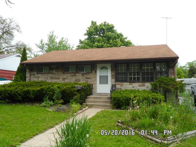 15525 Maple St, South Holland, IL