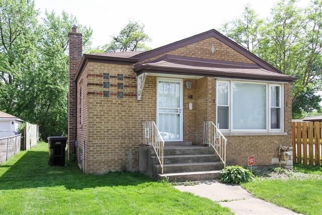 101 E 124th St, Chicago IL 60628