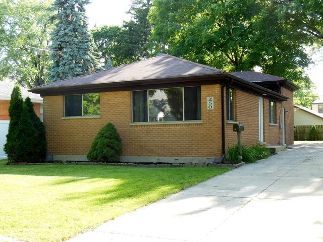 450 N Gerard Ave Villa Park, IL 60181