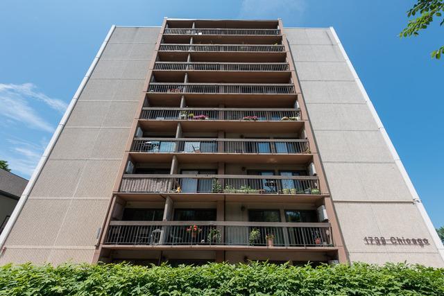 1738 Chicago Ave #703 Evanston, IL 60201