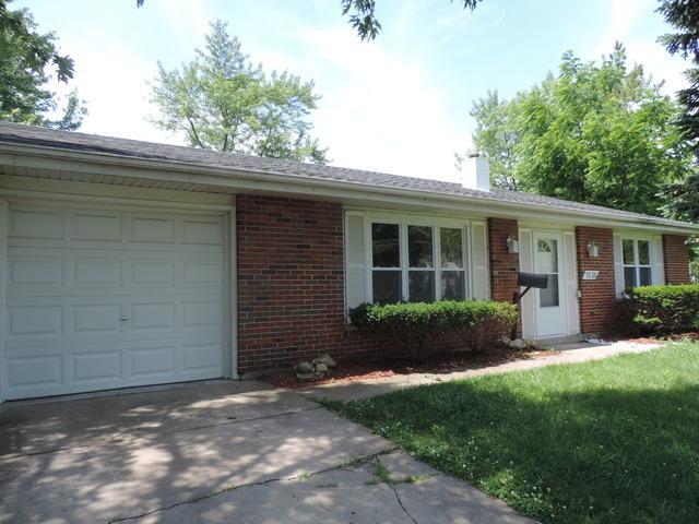 1535 Mayfield Ln Hoffman Estates, IL 60169