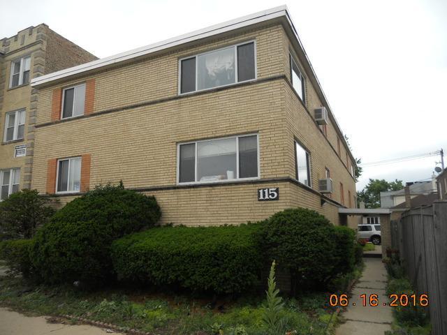 115 Garfield St #2A Oak Park, IL 60304