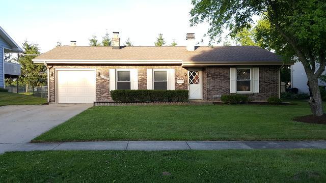 1555 Fairfield Ln Hoffman Estates, IL 60169