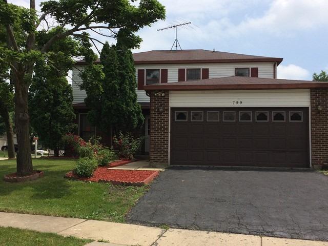 799 Randi Ln Hoffman Estates, IL 60169