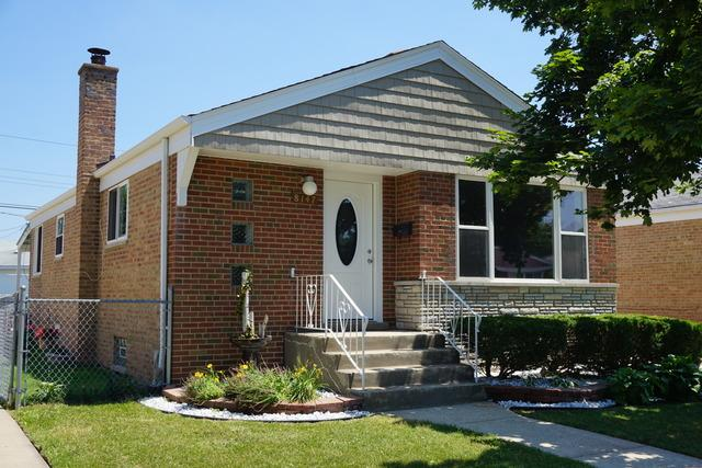 8147 S Kenneth Ave Chicago, IL 60652