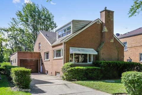 6711 N Lightfoot Ave, Chicago, IL 60646