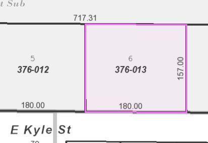 Lot 6 Kyle Street, Ogden, IL 61859