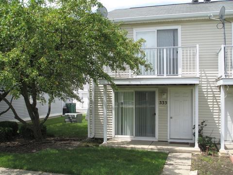 335 Meadow Green Ln #335, Round Lake Beach, IL 60073