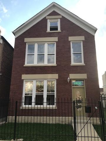 2406 S Homan Ave, Chicago, IL 60623