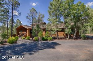 3520 Blazingstar Rd, Show Low AZ 85901