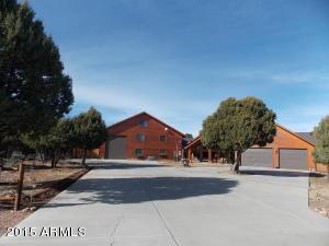 2792 Cougar Ln, Overgaard AZ 85933