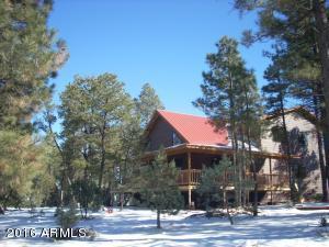 2224 Forest Park Dr, Overgaard AZ 85933