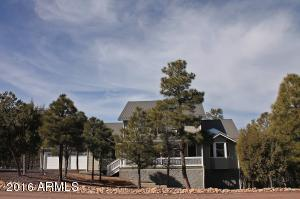 2220 S Pleasant View Dr, Show Low AZ 85901