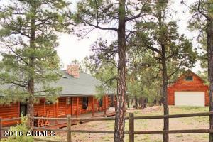 3321 Lodgepole Rd, Overgaard AZ 85933