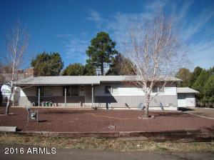 640 S 5th Ave, Show Low AZ 85901