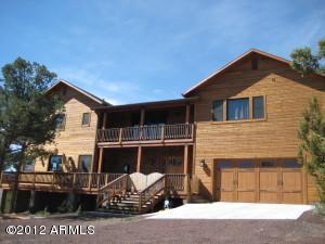 2946 Lodgepole Rd, Overgaard AZ 85933