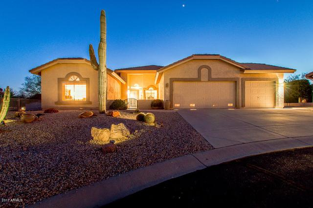 4648 S Crimson Sunrise RdGold Canyon, AZ 85118