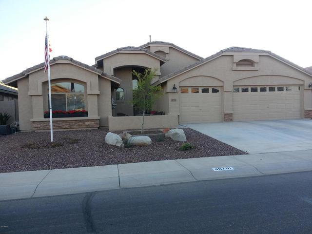40761 W Walker Way WMaricopa, AZ 85138