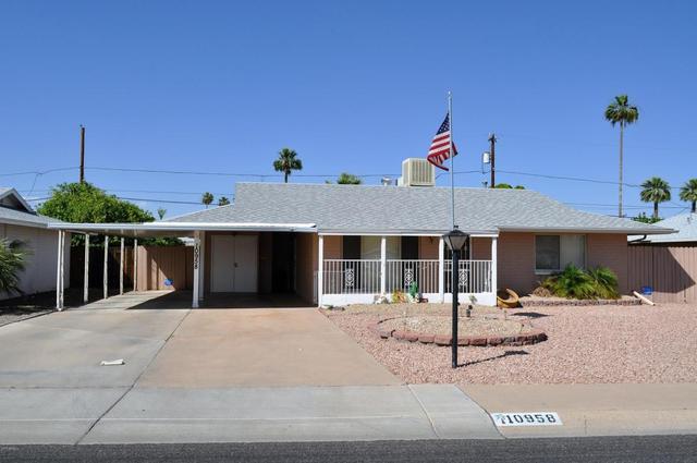 10958 W Oakmont DrSun City, AZ 85351