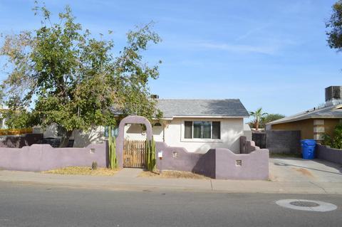 Patio Homes East, Phoenix, AZ Single Family Homes For Sale   2 Listings    Movoto