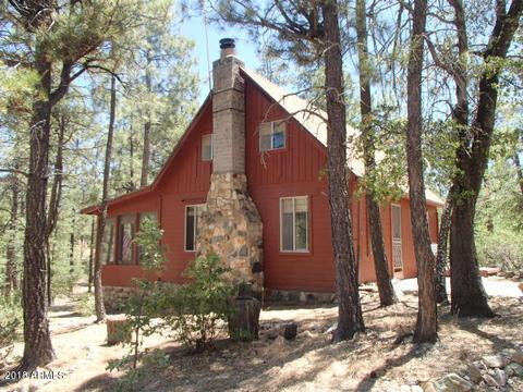 33 S Summer Homes Dr, Crown King, AZ 86343