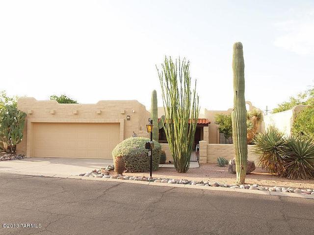 2410 W Calle Retana, Tucson, AZ 85745