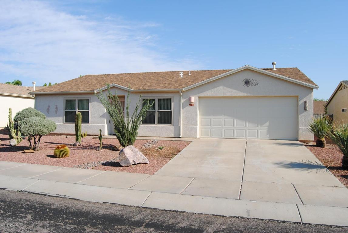 7736 W Shining Moon Way, Tucson, AZ 85743