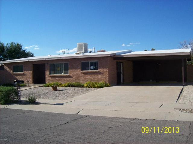 7541 E Fairmount Pl, Tucson, AZ 85715
