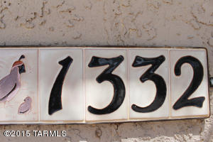 1332 W Placita Plata, Tucson, AZ