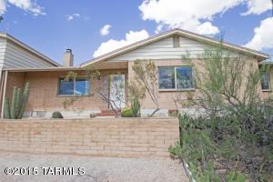 4980 N Hillcrest Dr, Tucson, AZ