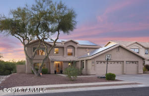 12571 N Granville Canyon Way, Tucson, AZ
